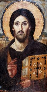 ICONS,_Sinai,_Christ_Pantocrator,_6th_century