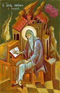Nilus of Sinai