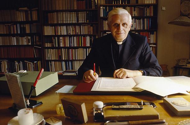 Joseph Cardinal Ratzinger