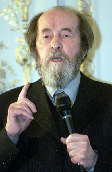 Alexander Solzhenitsyn II