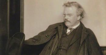 NPG P1318; G.K. Chesterton